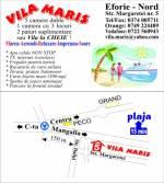 <b>Vila Maris</b> Tel: 0749224489  0722560943